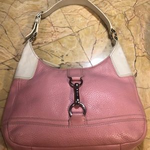 Coach Hamilton🌸 Pebbled 🌸Leather shoulder/hobo